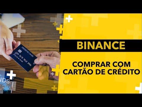 COMO COMPRAR BITCOIN COM CARTÃO DE CRÉDITO NA BINANCE - BINANCE BRASIL