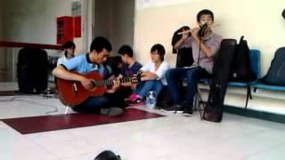 dừng bước giang hồ ( giao lưu guitar UEH) 141019