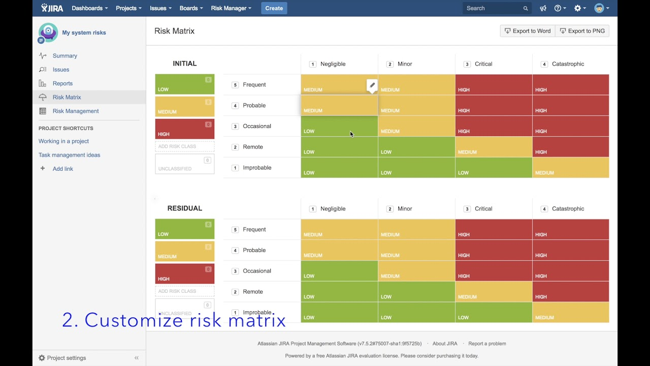 SoftComply Risk Manager User Guide – SoftComply
