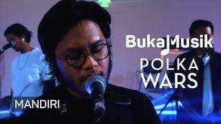Polka Wars - Mandiri (with Lyrics) | BukaMusik