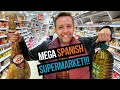 Exploring a MASSIVE Spanish Supermarket