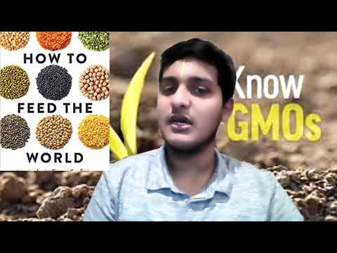 Get to know GMOs (Independent Community Outreach & Research Project via my Channel) - Climate Change