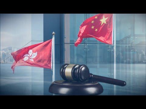 Who is behind Hong Kong's riots?