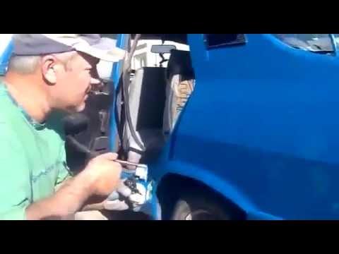 Tutorial para pintar el auto sin compresor youtube - Pistola de pintura sin compresor ...