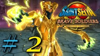 Let´s Play Saint Seiya Brave Soldiers Part 2 (German/Deutsch) - Die Illusion des Zwillings