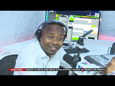 #LIVE :SPORT COURT NDANI YA WASAFI FM
