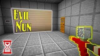 Появились жалюзи и маленький проводок | Minecraft Evil Nun