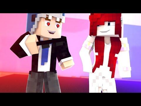 CUTE WINTER DANCE! - Minecraft School (Minecraft Roleplay)