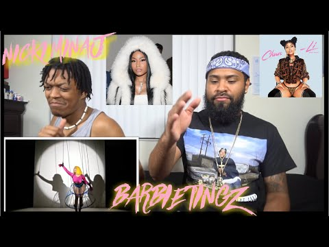 Nicki Minaj - Barbie Tingz | FVO Reaction