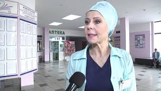 2020-09-25 г. Брест. День здоровья легких. Новости на Буг-ТВ. #бугтв