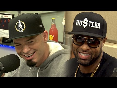 Paul Wall and Slim Thug Interview at The Breakfast Club Power 105.1 (11/11/2015)