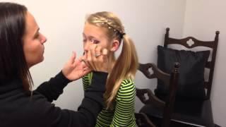 DDDC 2014 competition makeup tutorial