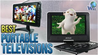 8 Best Portable Televisions 2018