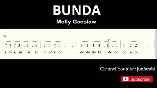 not angka bunda - melly goeslaw