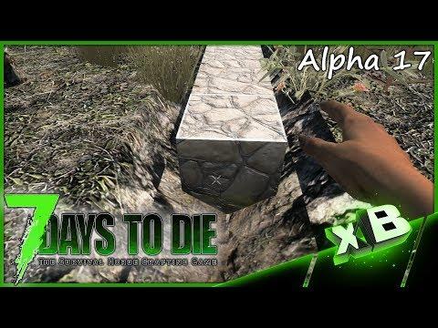 Base Planning! :: 7 Days to Die | Alpha 17 :: E04