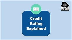 Credit Rating Explained