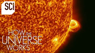 How Solar Flares Form   How the Universe Works