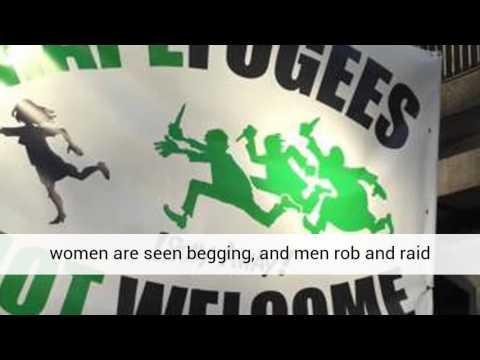 Migrants in Germany Beaten by Russians