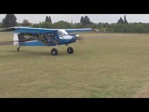 Skyreach Bushcat take off roll