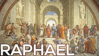 Raphael: A collection of 168 paintings (HD)