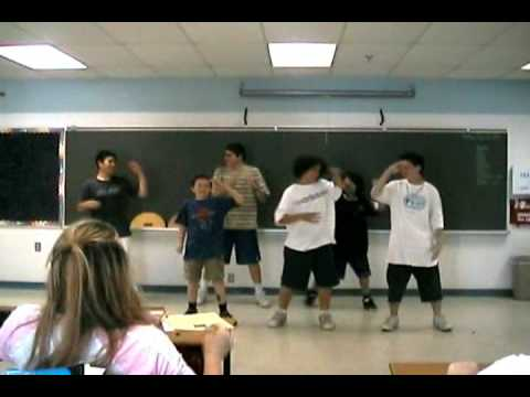 Peanut Butter Jelly Time Dance