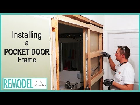 installing-a-pocket-door-frame-in-an-existing-wall
