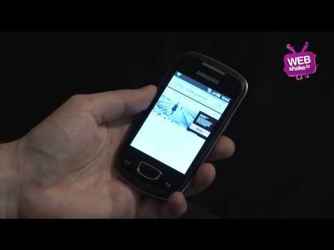 Samsung Galaxy Mini - recenzja, Mobzilla odc. 36