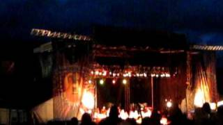 Mountain Jam 2010 - Levon Helm And Friends W/ Donald Fagen- Shakedown Street (grateful Dead Cover)