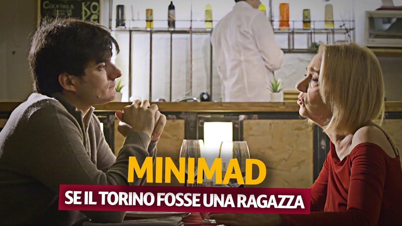 """MINIMAD x AS ROMA: SE IL TORINO FOSSE UNA """"RAGAZZA"""""""