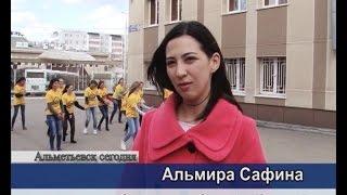 Хор студентов АМК им. Ф.З. Яруллина, г. Альметьевск