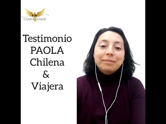 Testimonio Paola sobre Yoga & Ayurveda con Camilla Anker