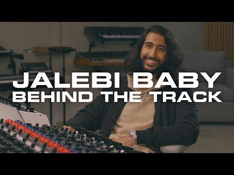 Tesher - Jalebi Baby Behind The Track