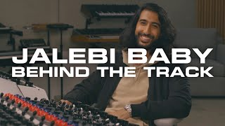 Tesher - Jalebi Baby (Behind the Track)
