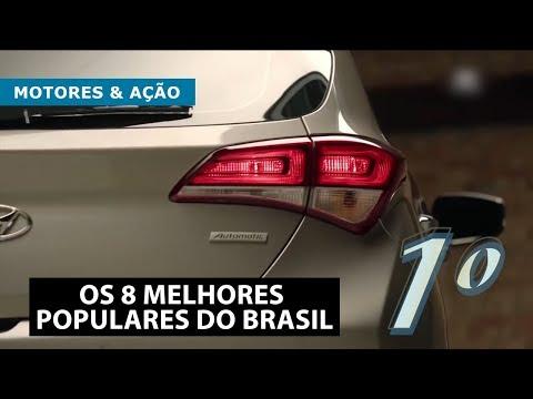 Os 8 melhores populares do Brasil
