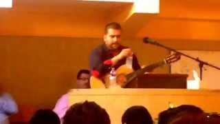 Hermano david de ocharcoaga en palma de mallorca 10-06-2014