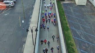 Repeat youtube video 2016 Trivium - Runner Dude 10 Mile/10K Challenge  - Greensboro, NC