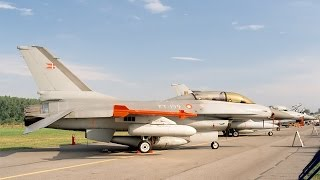 royal danish air force join forces with us air force in exercise