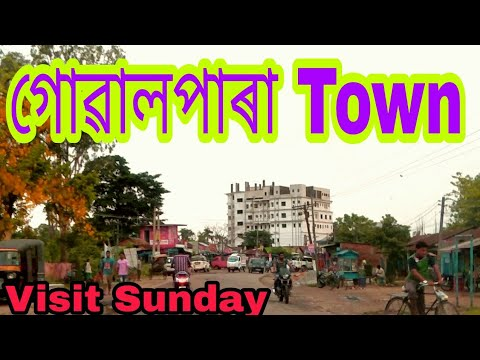 Goalpara Town Visit SUNDAY 😀😊