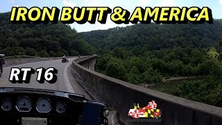 ron Butt And America  RT 16 WV