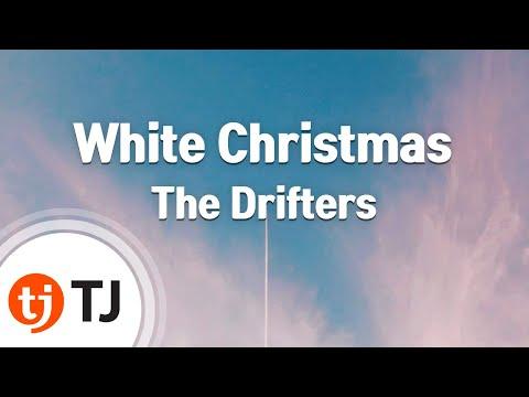 [TJ노래방] White Christmas(Home Alone OST) - The Drifters / TJ Karaoke