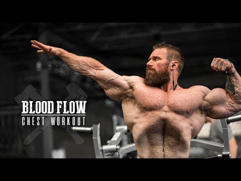 Blood Flow Chest Workout | Seth Feroce