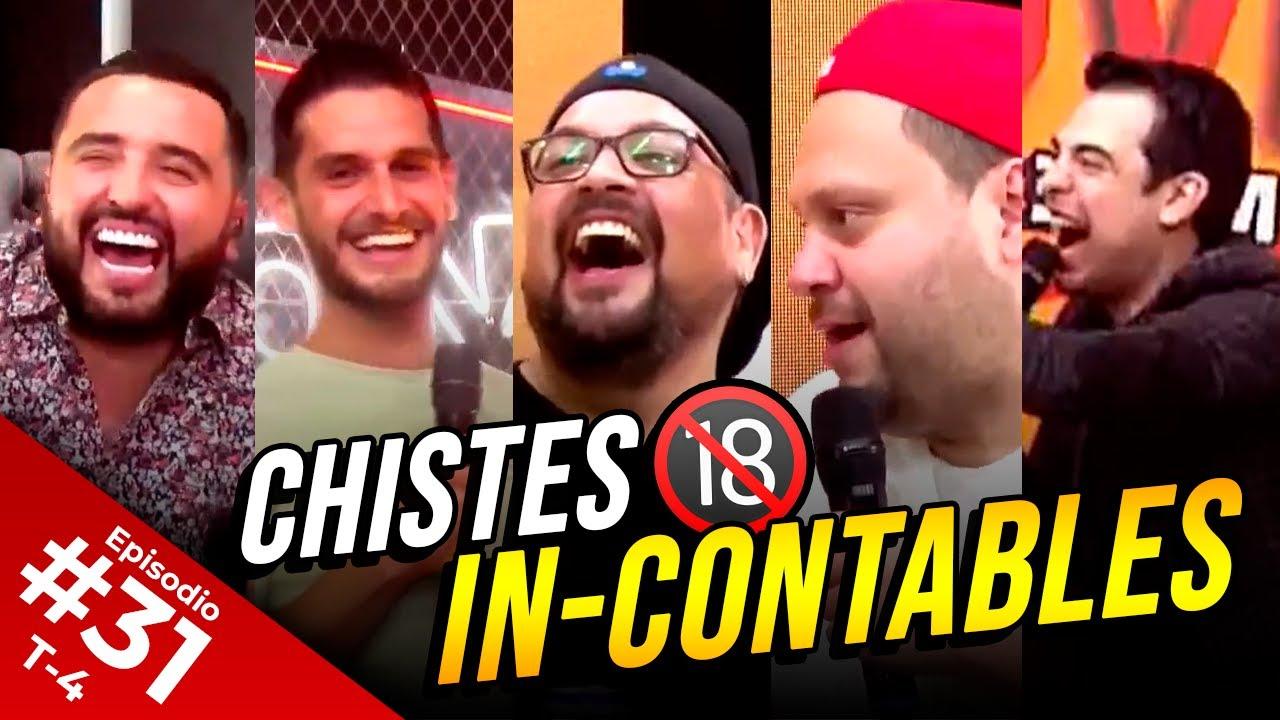 Los Mejores Chistes del #ZDDProhibido3 con Adrián Marcelo, Cosos, Dani Beltrán, Joseph Daniel y Mike