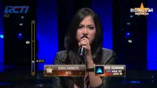 "Ghaitsa Kenang ""Gravity"" Sara Bareilles - Rising Star Indonesia Top12 Eps 16"