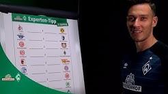 Gewinnspiel: WIESENHOF: Werder-Expertentipp 2. Spieltag 19/20