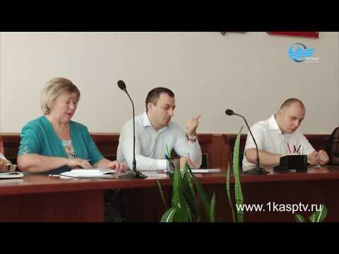 Аппаратное совещание с руководителями муниципальных служб  состоялось в городской администрации