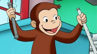 Curious George 🐵 Wind Symphony 🐵Full Episode🐵 HD 🐵 Cartoons For Children