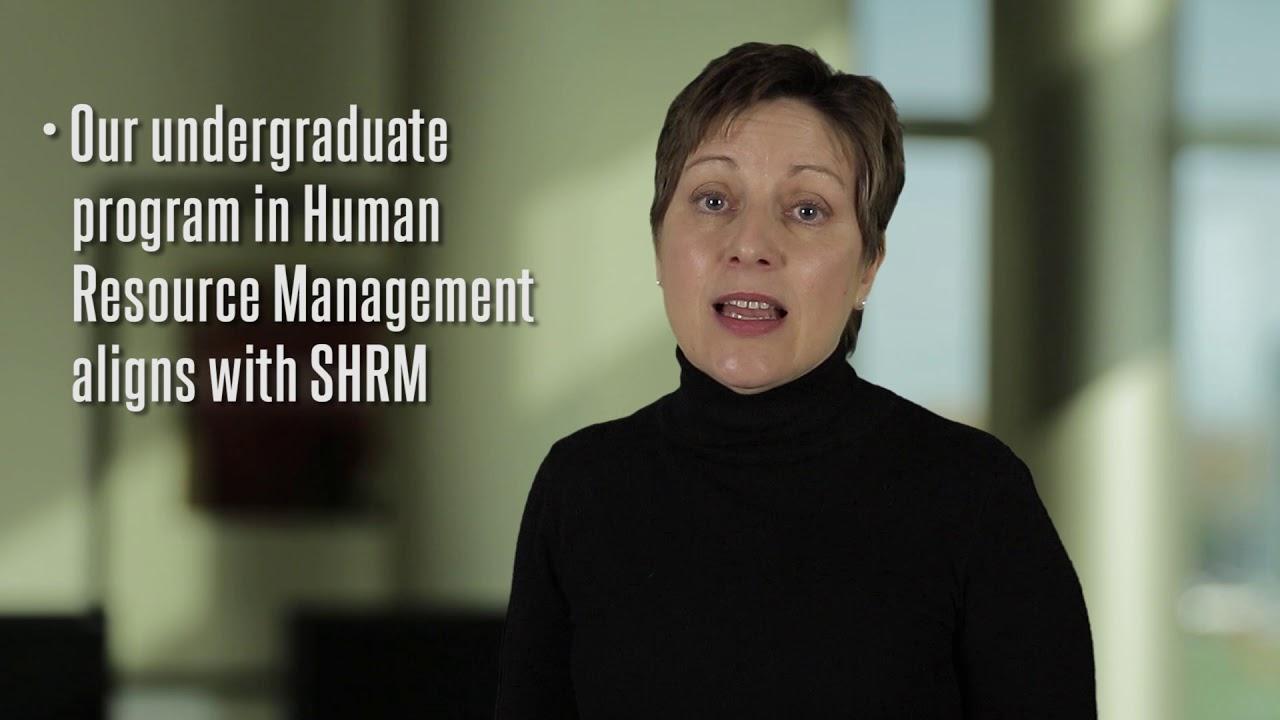 Bachelor's in Human Resource Management | Davenport University