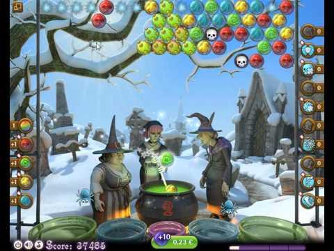 Bubble Witch Saga Level 315