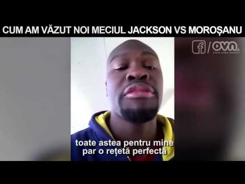 Maurice Jackson vs Catalin Morosanu