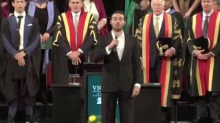 Victoria University Graduation May 2017 Ceremony 1